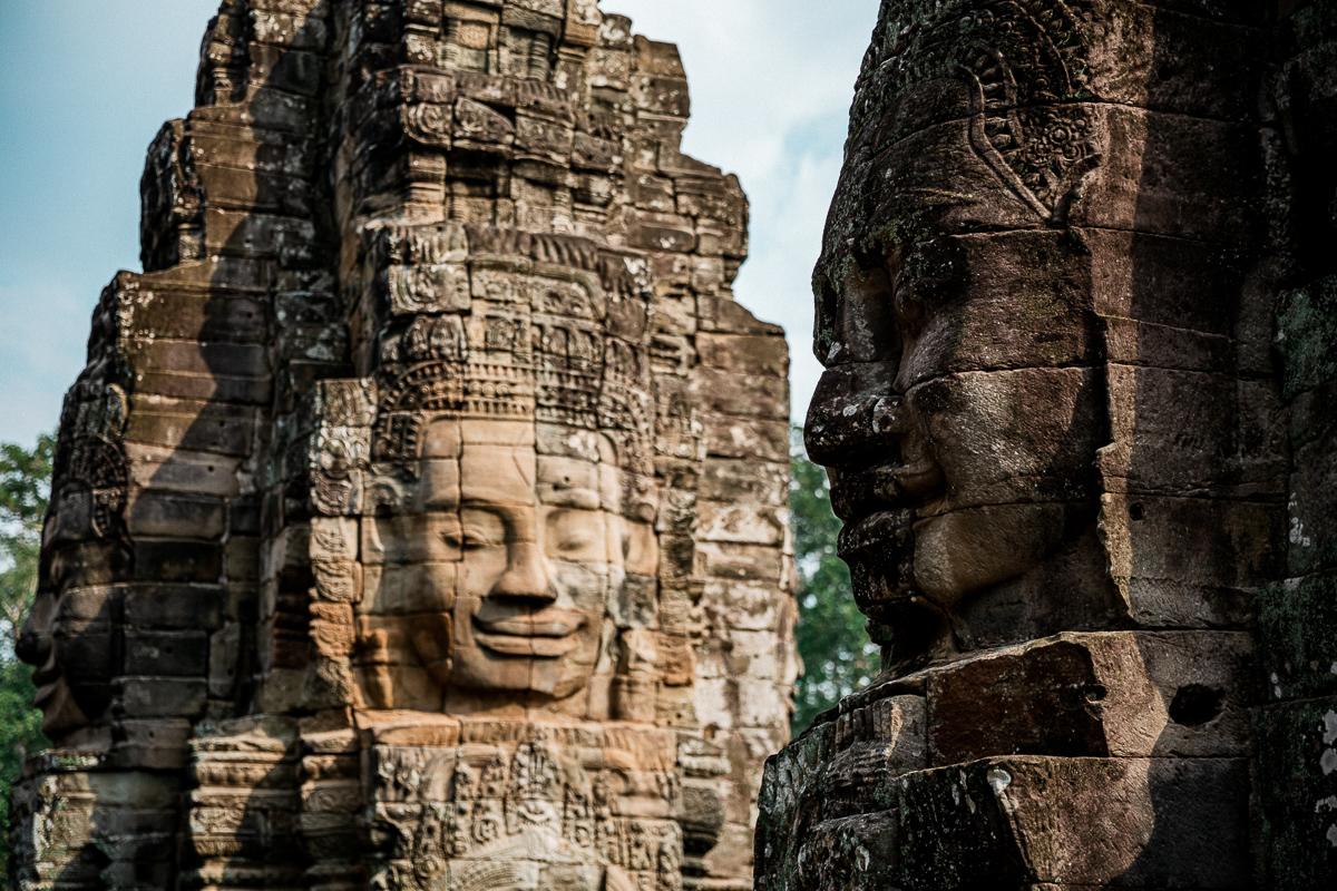 Angkor Wat und die lachenden Gesichter Kambodschas 13