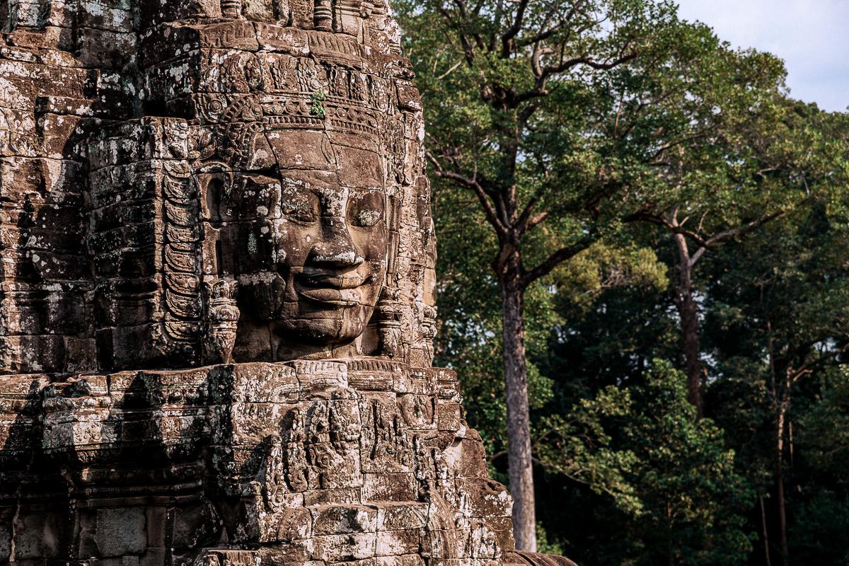 Angkor Wat und die lachenden Gesichter Kambodschas 14