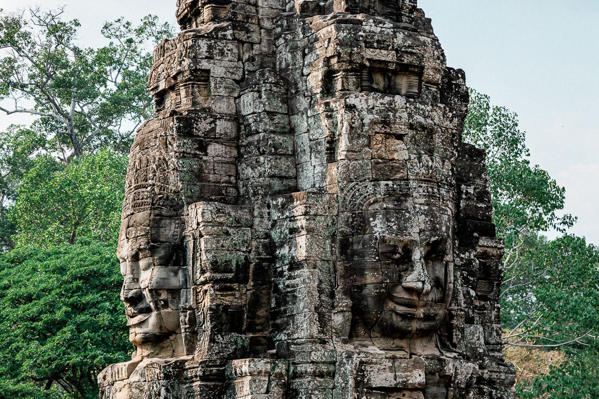 Angkor Wat und die lachenden Gesichter Kambodschas 15