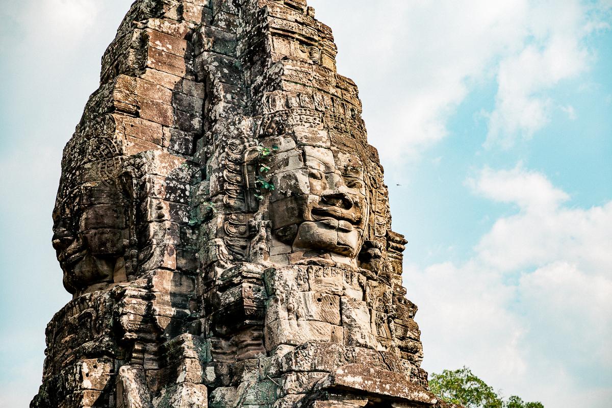 Angkor Wat und die lachenden Gesichter Kambodschas 8