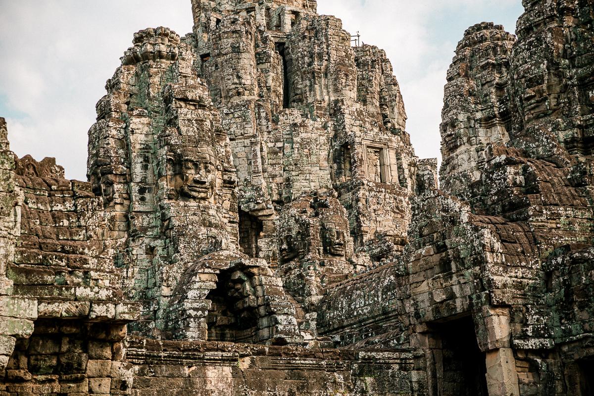 Angkor Wat und die lachenden Gesichter Kambodschas 9