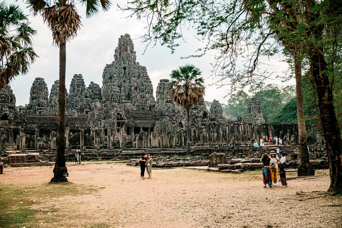Angkor Wat und die lachenden Gesichter Kambodschas 7
