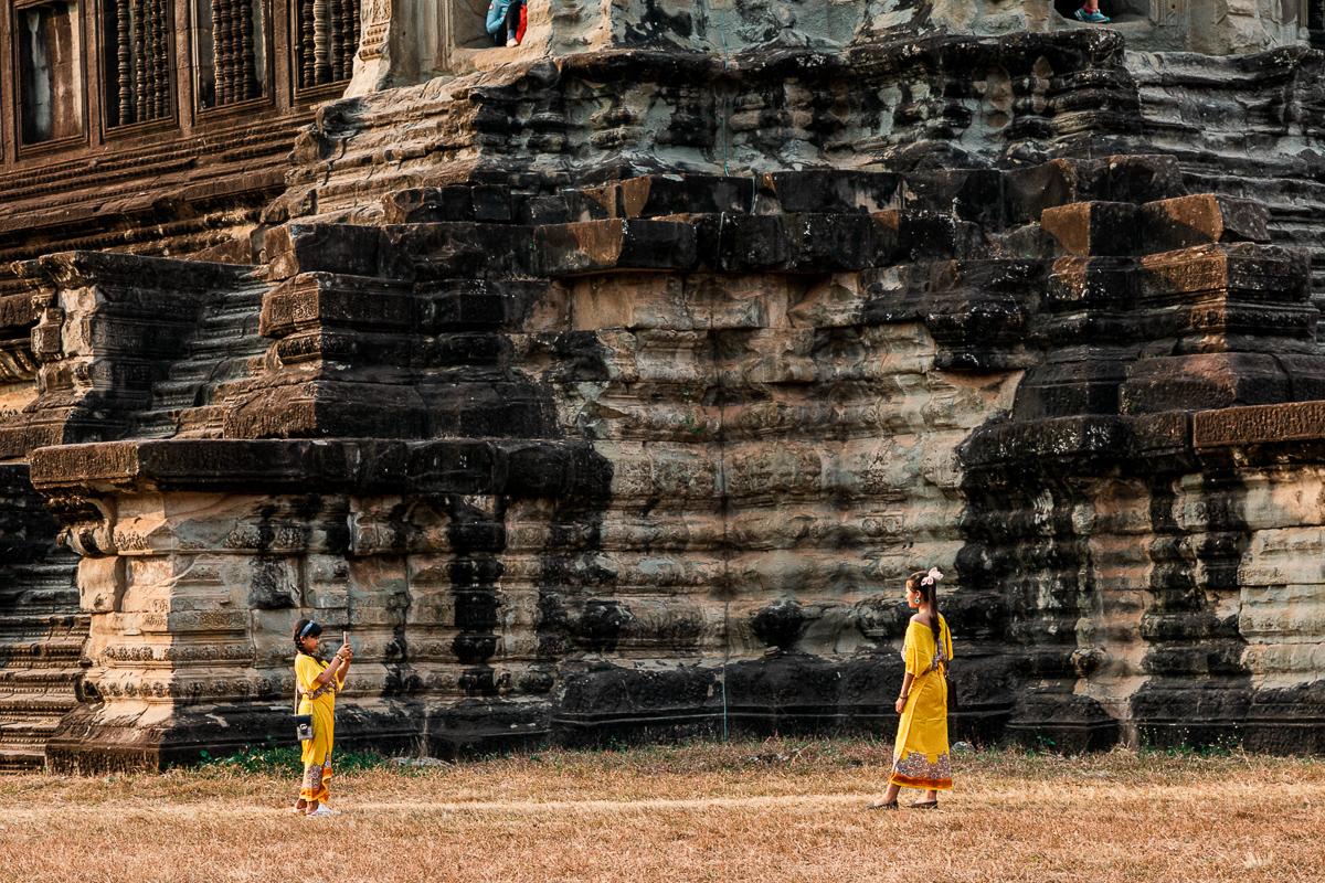 Angkor Wat und die lachenden Gesichter Kambodschas 63