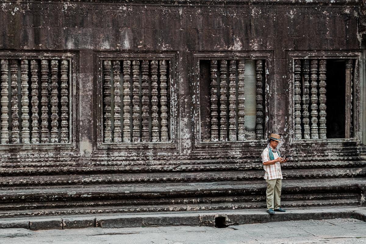Angkor Wat und die lachenden Gesichter Kambodschas 62