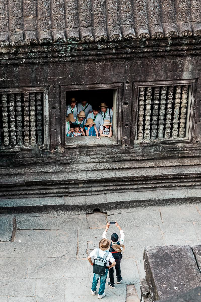 Angkor Wat und die lachenden Gesichter Kambodschas 60