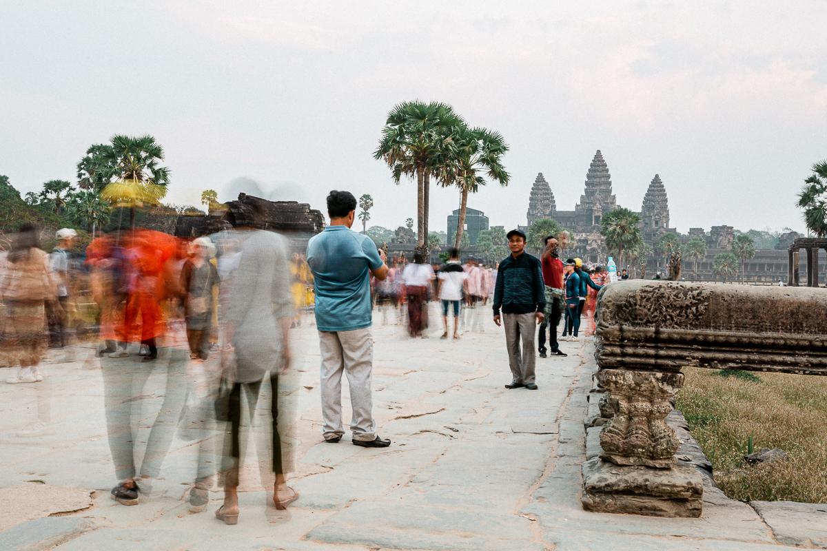 Angkor Wat und die lachenden Gesichter Kambodschas 5
