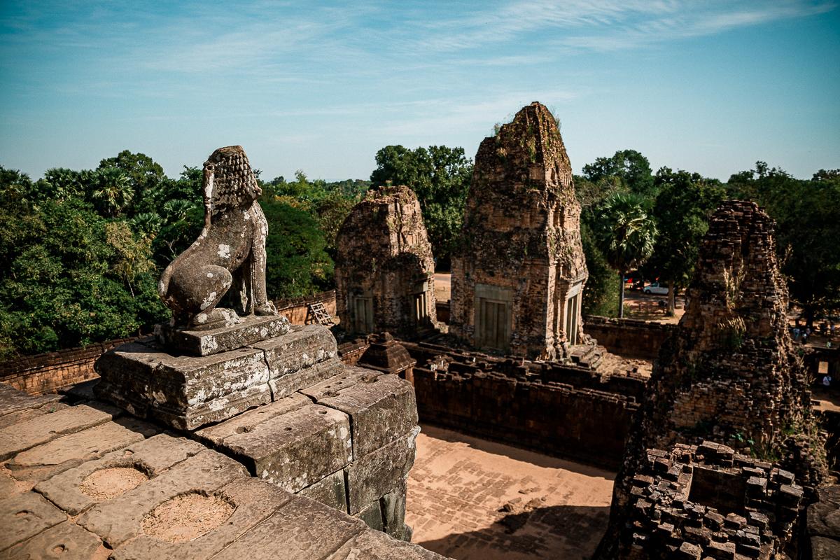 Angkor Wat und die lachenden Gesichter Kambodschas 34
