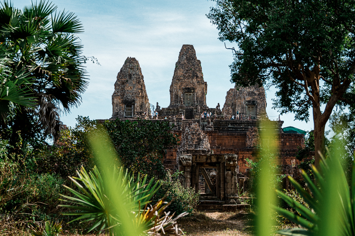 Angkor Wat und die lachenden Gesichter Kambodschas 33