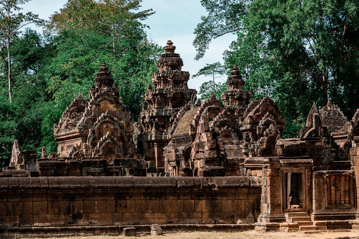 Angkor Wat und die lachenden Gesichter Kambodschas 31