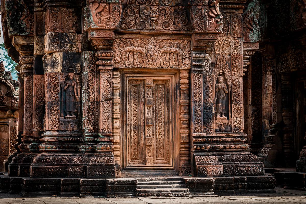 Angkor Wat und die lachenden Gesichter Kambodschas 27