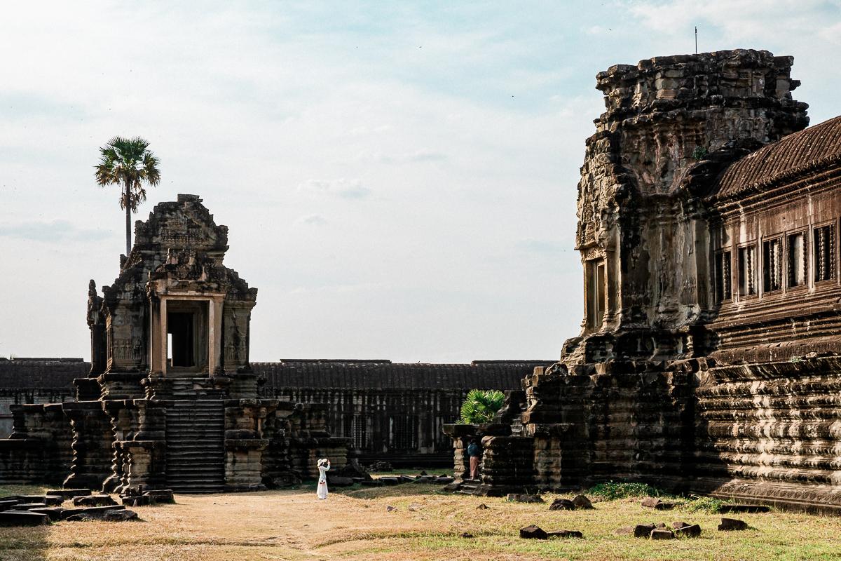 Angkor Wat und die lachenden Gesichter Kambodschas 65
