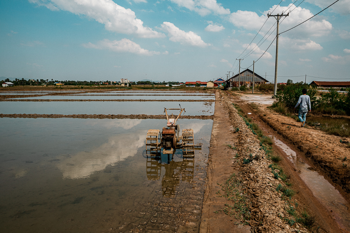 Kampot - Dorthin gehen wo der Pfeffer wächst 13