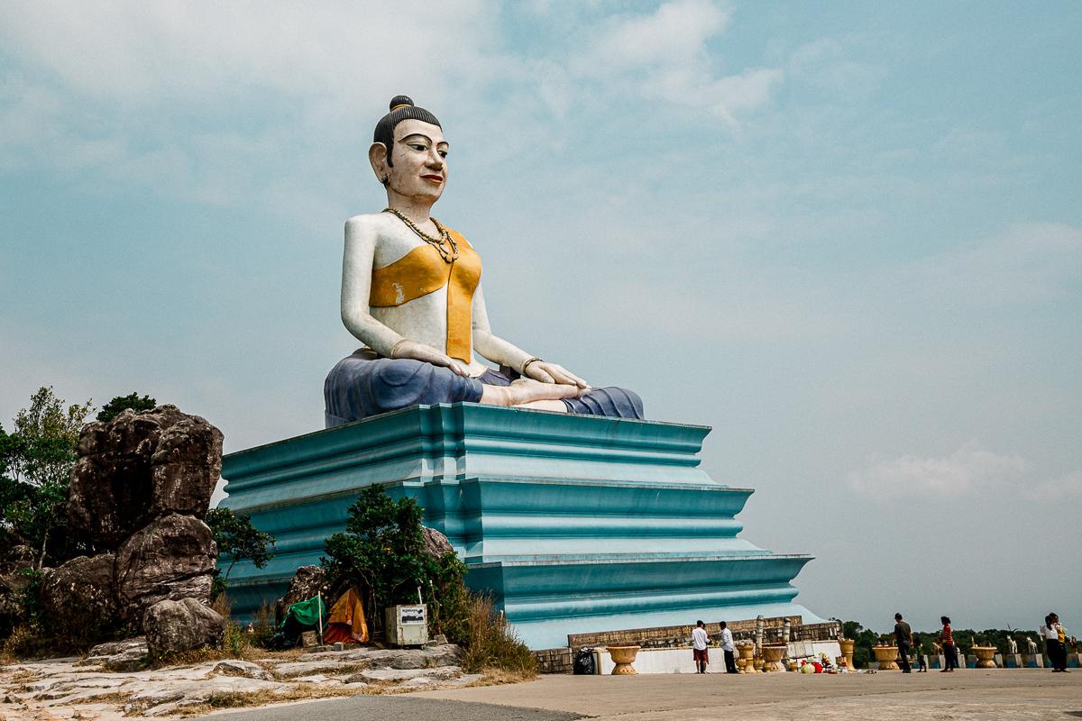 Kampot - Dorthin gehen wo der Pfeffer wächst 33