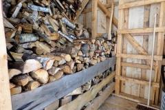 Wilderness-Tower-Fire-wood