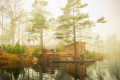 Wilderness-Tower-SPA-in-mysterious-fog