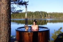 Wilderness-Tower-bathing