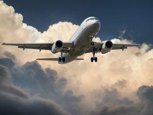 Hvor lang tid må et fly være forsinket?