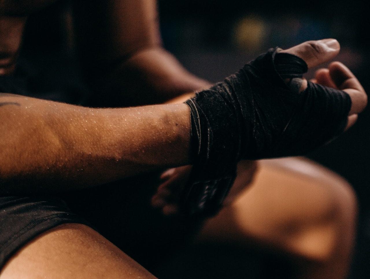 træningshandsker