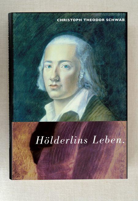 Hölderlins Leben. Buchcover