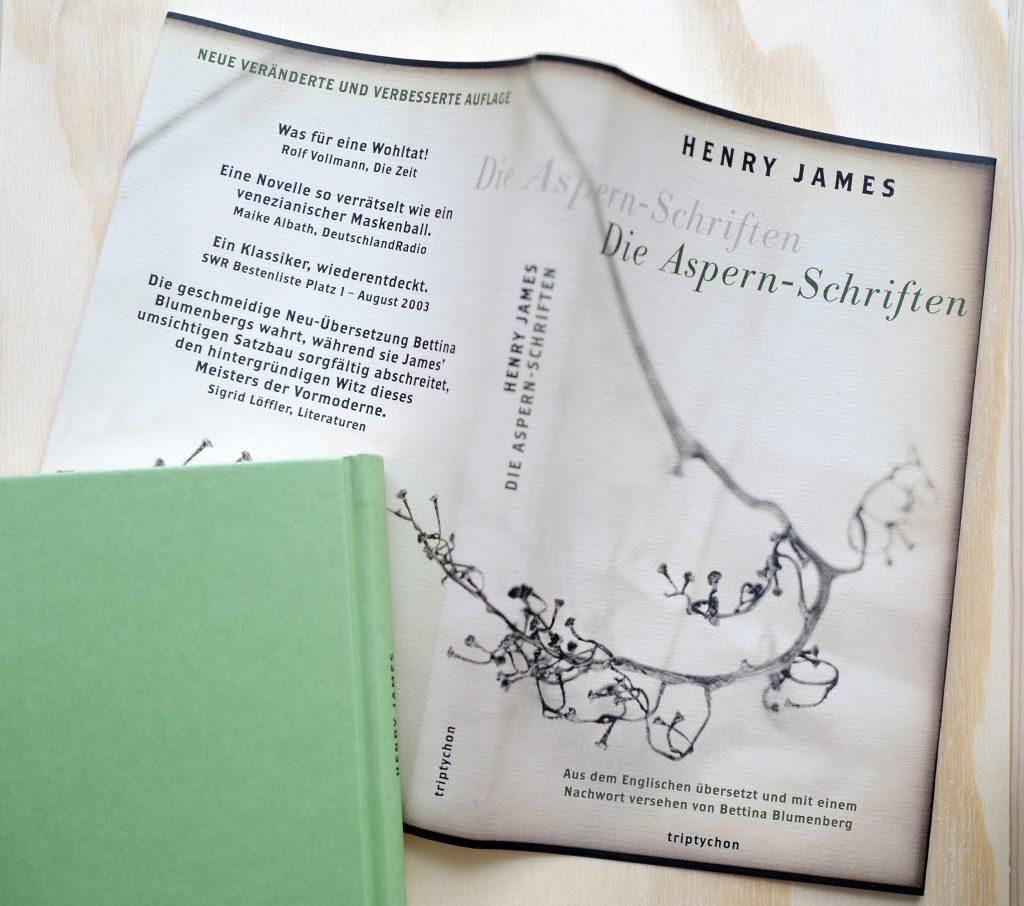 Henry James Die Aspern-Schriften
