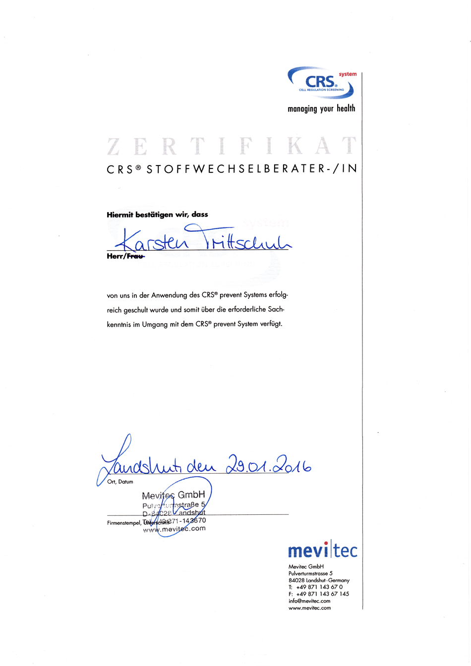 mevitec_zertifikat_karsten