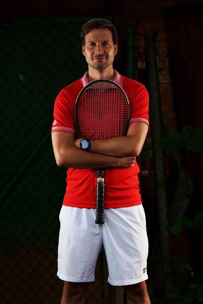 TRUEPLAY Tennis App Gründer Jochen Seubert