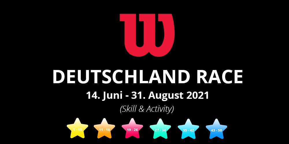 TRUEPLAY Tennis App Deutschland Tennis-Race