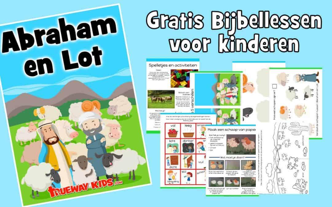 Abraham en Lot - bijbelles voor kinderen