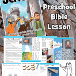 Jericho cover and images