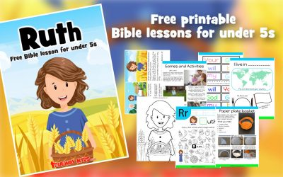Ruth – Free Bible lesson for kids