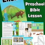 Help your child explore and learn from the life of Elisha. Free printable Bible lesson covering Elisha call, The widow's oil and the Shunammite's women and a room for Elisha. Worksheets, crafts, coloring pages, Bible games and activities. and more. Preschool Bible lesson for home or church.