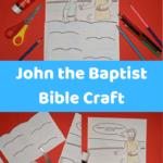 John the Baptist Bible Craft