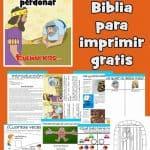 La parábola del siervo que no quiso perdonar - Lecciones de la Biblia para imprimir gratis, para usar en casa o en la iglesia.