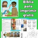 Lección bíblica imprimible gratuita para niños. En Juan 9: 1-42 Él sana a un ciego de nacimiento de una manera inusual. Historia, guía de lecciones, páginas para colorear, manualidades y más, todo incluido. Ideal para niños en edad preescolar en casa o en la iglesia.