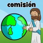 La gran comisión. Jesús les dio a sus seguidores, muchas instrucciones durante su tiempo en la tierra. Una de las instrucciones más famosas se encuentra en Mateo 28:16-20.