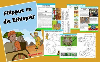 Filippus en die Ethiopiër