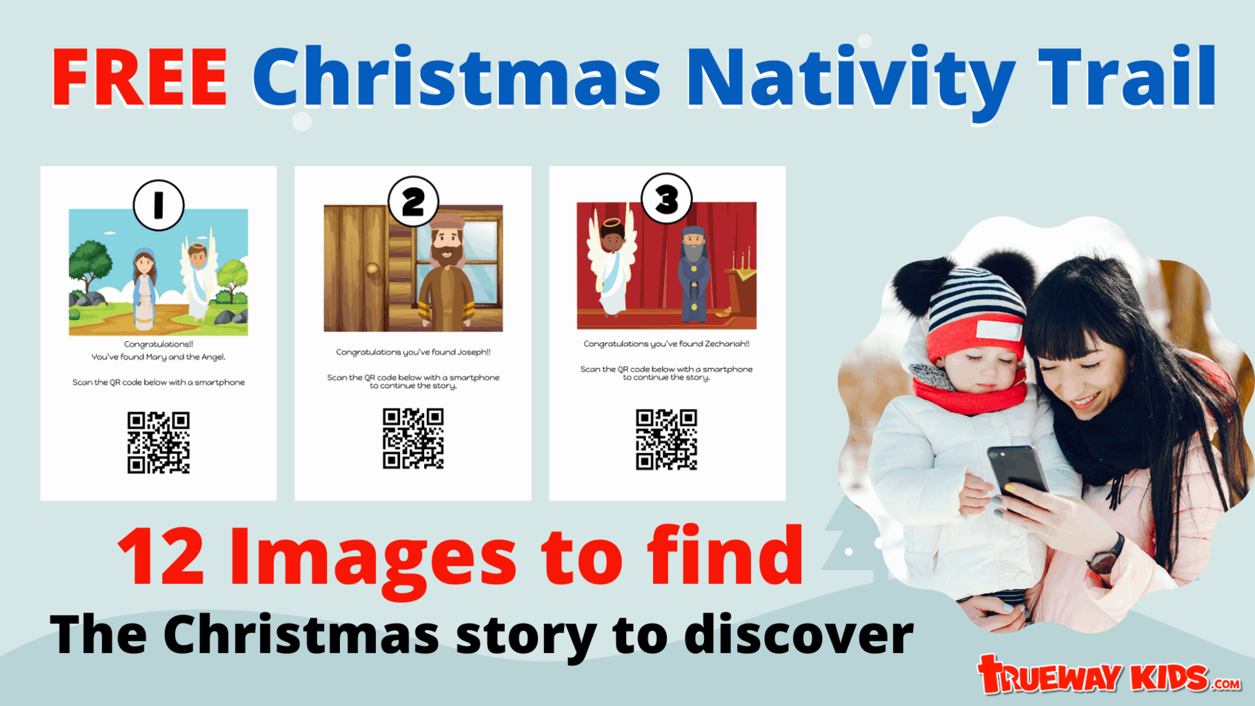 Christmas Nativity Trail