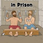 Paul and Silas in prison Bible lesson for children with worksheets, coloring pages, crafts, story, games and activities and more. Based on Acts 16. Paul and Silas are freed from prison by an earthquake. The jailer of the prison becomes a believer in Jesus Christ. He and his family are baptized.