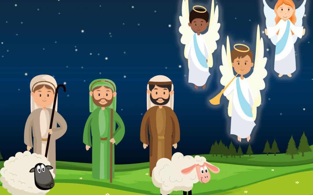 Sentier du premier Noël 9 – les bergers