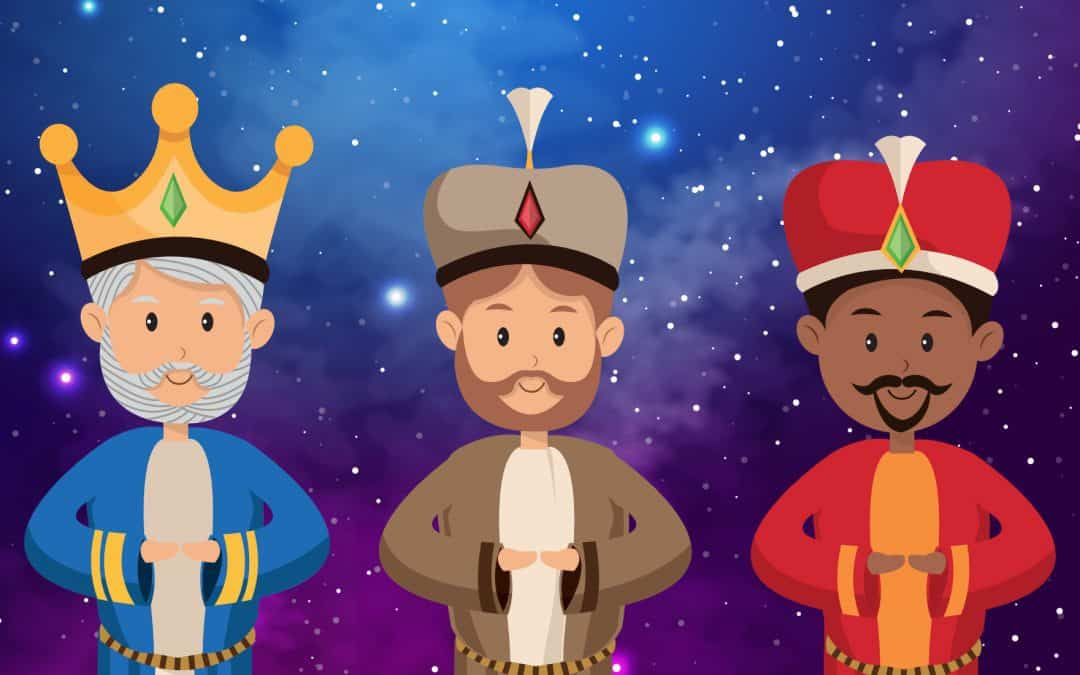 Christmas Trail 11 – The Wise Men