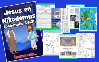Jesus en Nikodemus (Johannes 3:1-21)
