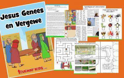 Jesus Genees en Vergewe