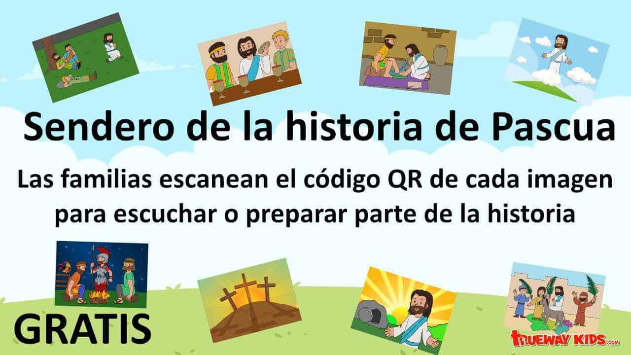 Sendero de la historia de Pascua