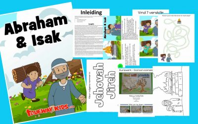 Abraham en Isak