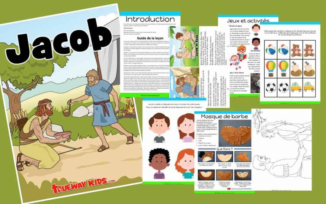 Jacob - Leçon biblique