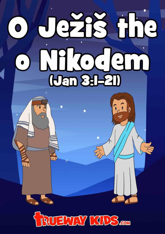 NT07 - O Ježiš the o Nikodem