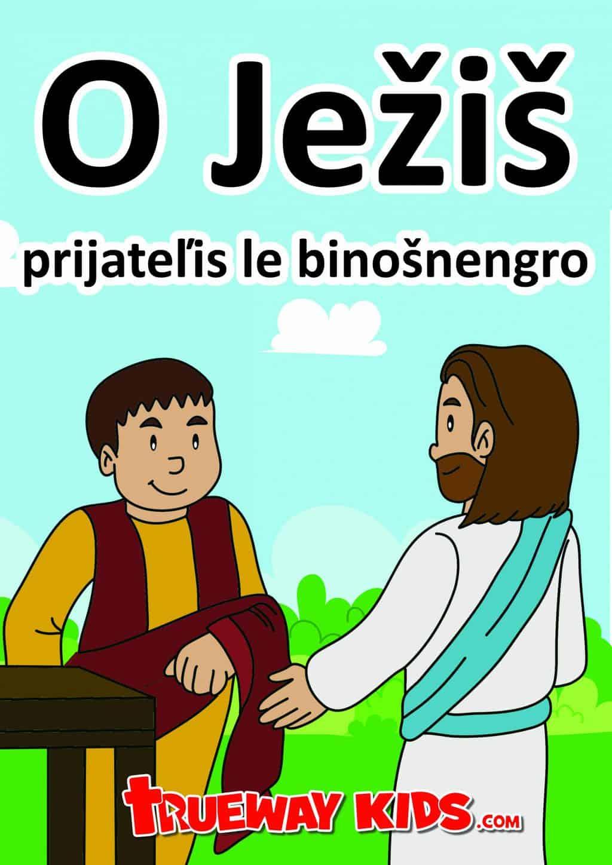 NT10 - O Ježiš, prijateľis le binošnengro