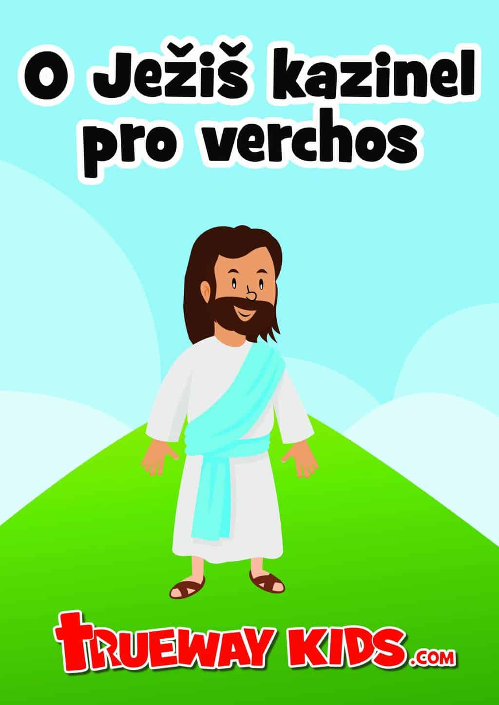 NT12 - O Ježiš kazinel pro verchos