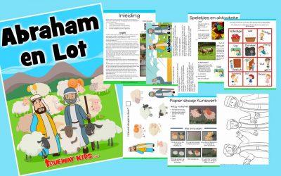 Abraham en Lot – Bybel lesse