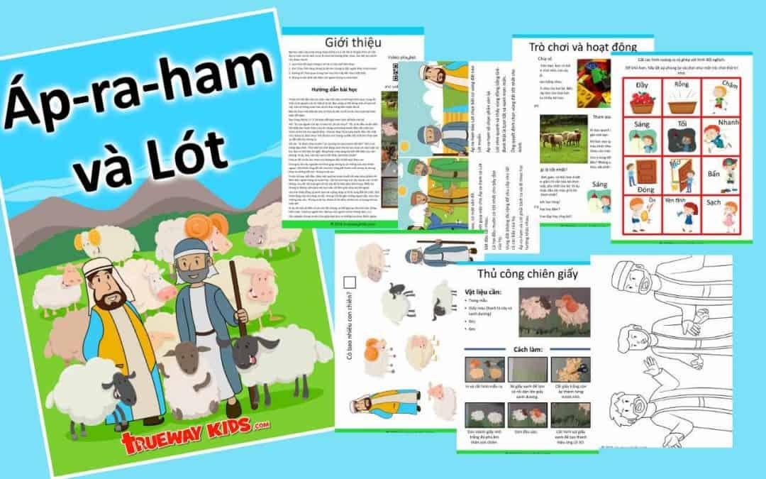 Áp-ra-ham và Lót